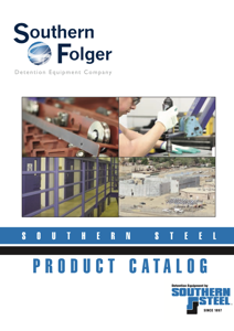 Southern Folger Product Catalogue
