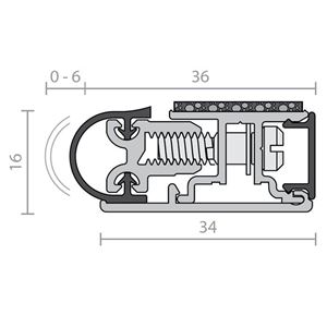 Picture of Raven RP87HSi Perimeter Seal