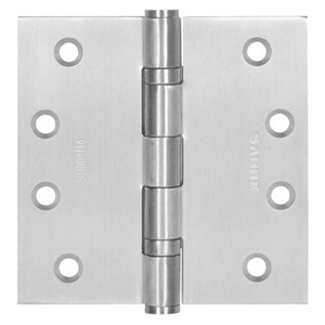 Picture of Sabre 100x100x2.5mm Ball Bearing Butt Hinge SSS