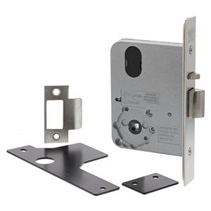 Picture of Lockwood 3572-9000 Panic bar Mortice Lock SC