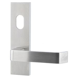 Picture of dormakaba 6600-39 External Cylinder & Lever Plate SSS