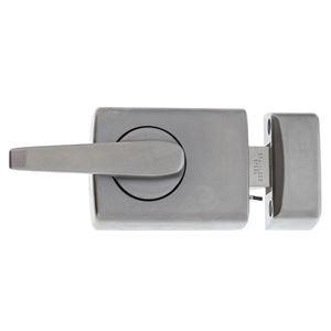 Picture of Lockwood 002-3L1 Single Cylinder Deadlatch SP