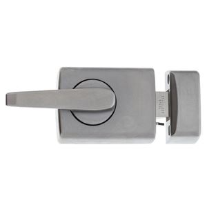 Picture of Lockwood 002-4L1 Single Cylinder Deadlatch SP
