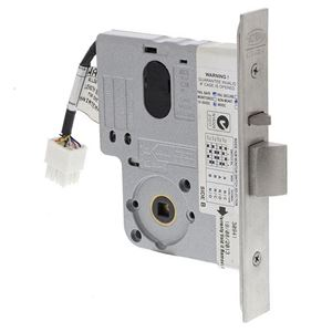 Picture of Lockwood 3570 Electric Monitored Mortice Lock SC
