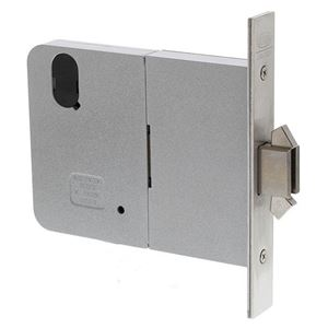 Picture of Lockwood 5573 Extended Backset Primary Mortice Lock SC