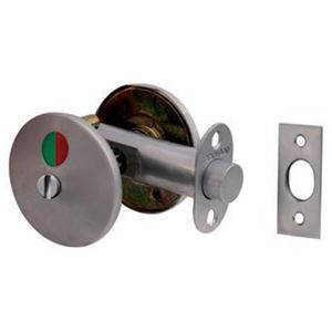 Picture of Lockwood 811 Morticed Toilet Indicator Bolt SP
