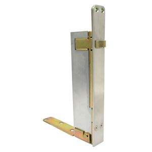 Picture of dormakaba AF667 Auto Flush Bolt Timber Door SSS