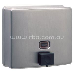Picture of Bobrick B4112 Contura Soap Dispenser 1.2L