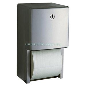 Picture of Bobrick B4288 Contura Multi-Roll Toilet Roll Holder