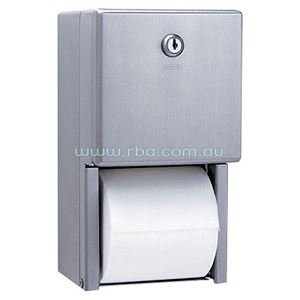 Picture of Bobrick B2888 Multi-Roll Toilet Roll Holder