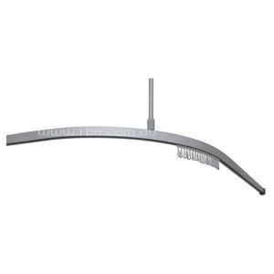 Picture of RBA 4177-161 Aluminium Shower Curtain Track