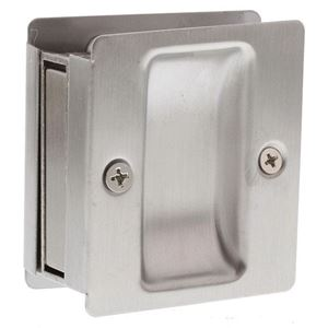 Picture of Lockwood 7350 Passage Cavity Sliding Door Latch SSS