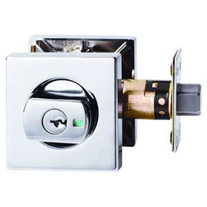Picture of Lockwood 005 Double Cylinder Deadbolt CP