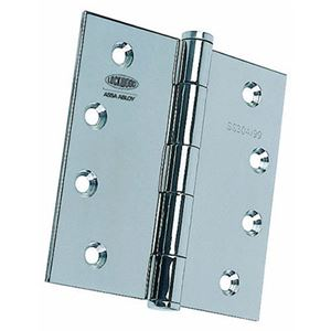Picture of Lockwood 100x100x2.5mm Fixed Pin Hinge PSS