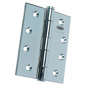 Picture of Lockwood 100x75x2.5mm Fixed Pin Hinge PSS
