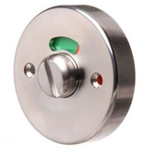 Picture of Lockwood 1378P Indicating Emergency Turn Escutcheon SC - *RUN OUT*