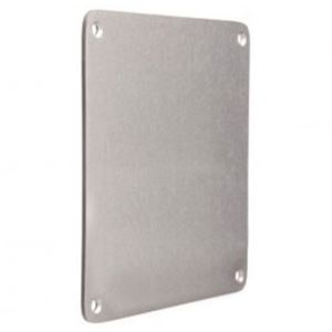 Picture of Lockwood 20307 Internal 162x162 Plain Plate SS