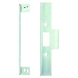 Picture of Lockwood 3772 Mortice Lock Rebate Kit SS