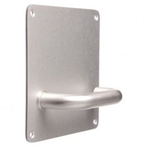Picture of Lockwood 20305NN-96L Internal 162x162mm Lever Only Plate LH SS