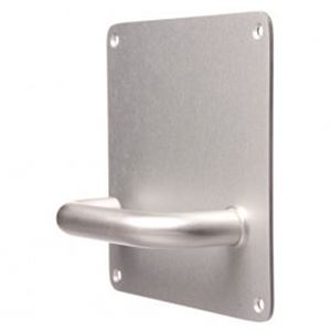 Picture of Lockwood 20305NN-96R Internal 162x162mm Lever Only Plate RH SS