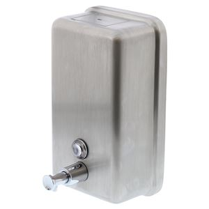 Picture of Metlam ML 605-AS Surface Mounted Vertical Soap Dispenser