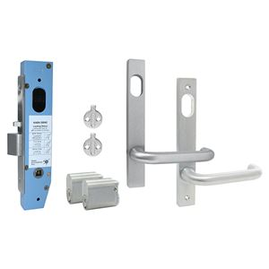 Picture of dormakaba SBM2 Double Cylinder Complete Door Kit SC