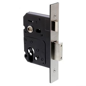 Picture of Delf 9052 57mm Backset Euro Mortice Lock SSS