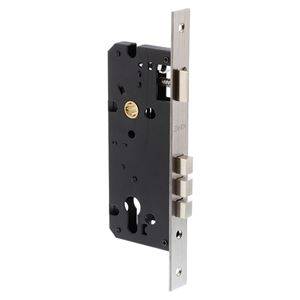 Picture of Zanda 1142 45mm Backset Euro Mortice Lock SSS