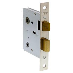 Picture of Delf L3751 57mm Privacy Mortice Lock NP
