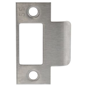 Picture of Lockwood 3570-5053 32mm Mortice Lock Strike Plate SSS