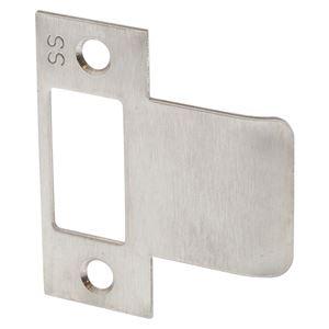 Picture of Lockwood 3570-5453 47.5mm Long Lip Mortice Lock Strike Plate SSS