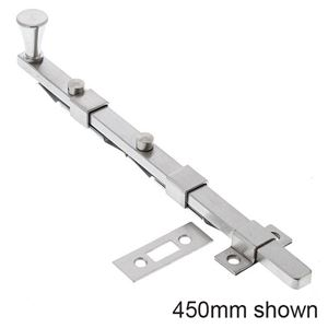Picture of Lockwood 781X1000 Panic Bolt Concealed Fix SC [EF781-1000SC]
