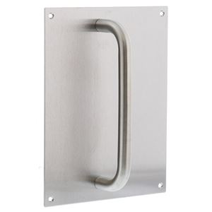 Picture of Lockwood 20724NN-P3 250x200 Internal Plate & Pull Handle SSS