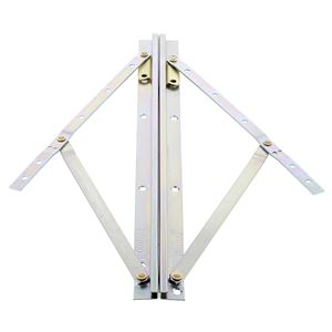 Picture of Whitco W021101 21mm Friction Window Stays GALV