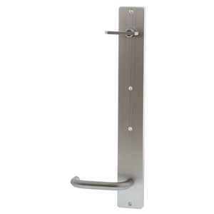 Picture of AMS DLLH-33T Internal Dual Plate Turn & Lever RH - AL