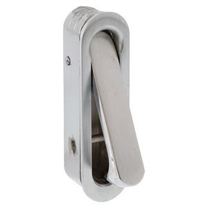 Picture of Designer Doorware 2801 Round Finger Pull SC