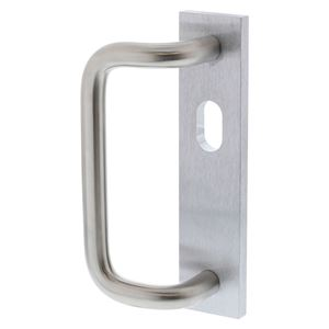 Picture of dormakaba TAFE03 External Cylinder Pull Plate RH SCP