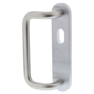 Picture of dormakaba WAFE03 External Cylinder Pull Plate RH SCP