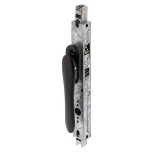 Picture of Interlock P84216 Twin Bolt Non-locking Uno Handle BLK