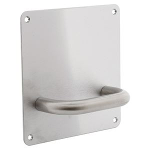 Picture of Lockwood 20324NN-P1 Internal 162x162mm Pull Handle Plate SS