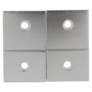 Picture of Sabre AFT Universal Mortice Lock Aluminium Fixing Tab Kit