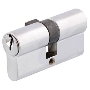 Picture of Interlock 33276 Fixed Cam Double Euro Cylinder SC