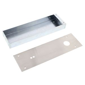 Picture of dormakaba RTS85 Transom Coverplate SSS