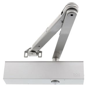 Picture of dormakaba TS83 Hold Open Door Closer SIL