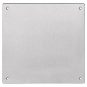 Picture of Lockwood 20107NNSS Internal 162x162mm Blank Plate SS