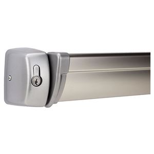 Picture of Lockwood FE109-1H Cylinder Dogging Exit Device SIL