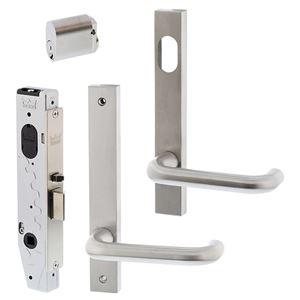 Picture of dormakaba ST9212 Single Cylinder Escape Complete Door Kit