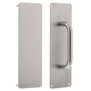 Picture of Lockwood 214-215 300x100 Push-Pull Plate Set SSS