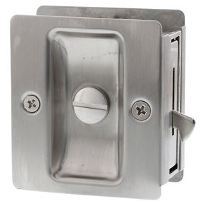 Lockwood 7300 Privacy Cavity Sliding Door Latch Sss