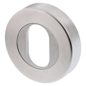 Picture of Lockwood Velocity Oval Cylinder Escutcheon SC